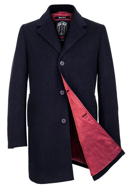 Doctor Who 12th Doctor's Coat Additional Image