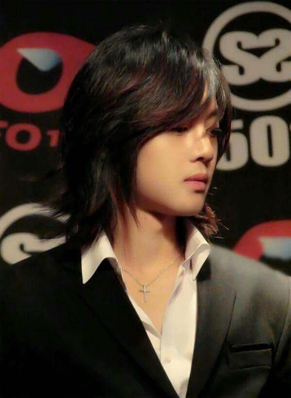 Kim Hyun Joong 김현중 ♡ long hair ♡ SS501 ♡ Kpop ♡ Kdrama ♡