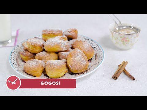 Gogosi rapide pentru micul dejun - Reteta video - Culinar.ro
