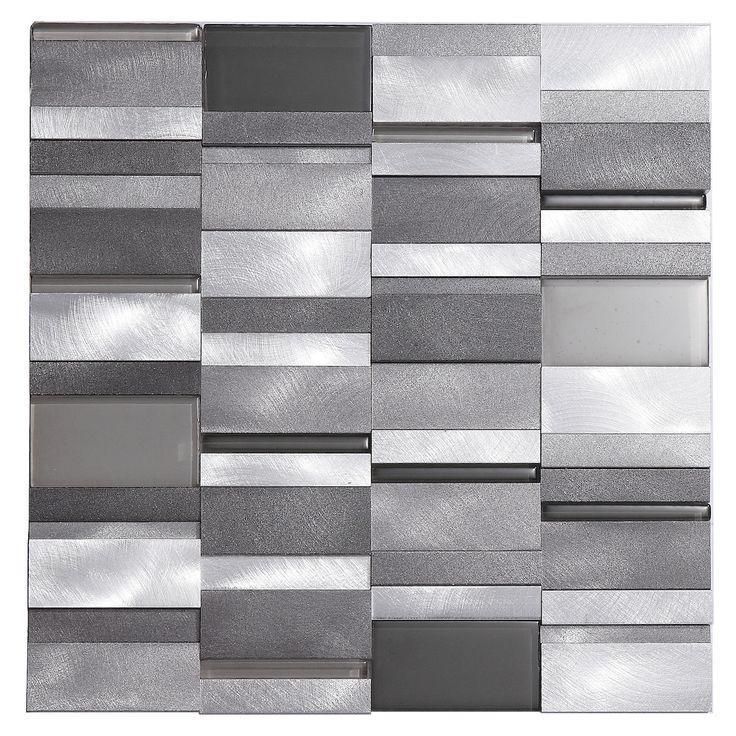 79 Best Images About Aluminum Mosaic Tiles On Pinterest