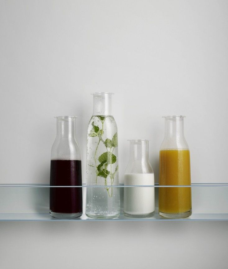 Holmegaard glassware Minima collection   Remodelista