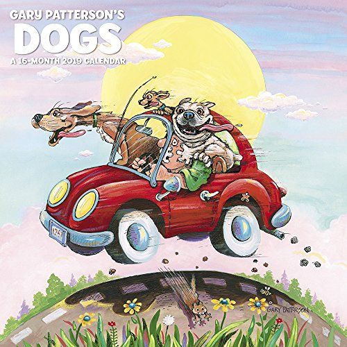 Download Pdf Gary Pattersons Dogs Wall Calendar 2019 Free Epub Mobi Ebooks Gary Patterson Wall Calendar Dog Drawing