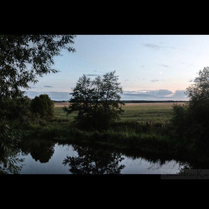 Svartån, Skultuna, Västmanland, Sweden 2017