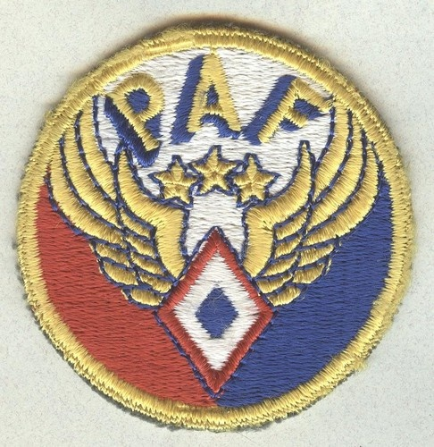 Shoulder Patch, Philippine Air Force