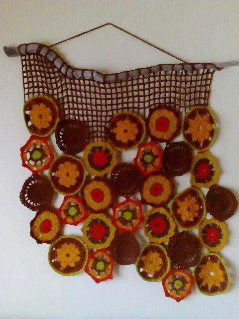 Telar crochet