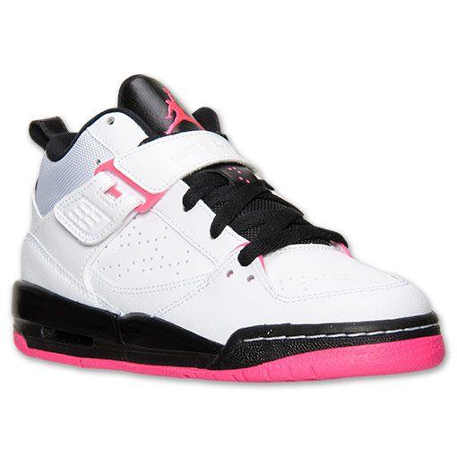 newest collection 73d73 95847 Girls  Big Kids  Jordan Flight 45 High Basketball Shoes