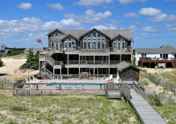 Twiddy Outer Banks Vacation Home Summer Academy 4x4