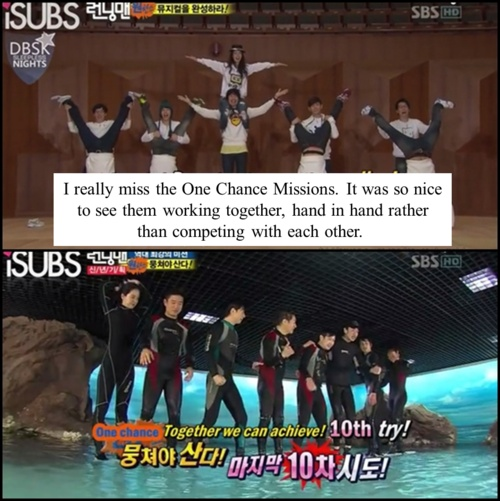 Running Man Confessions