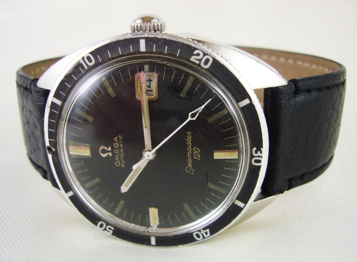 1964 OMEGA Seamaster 120