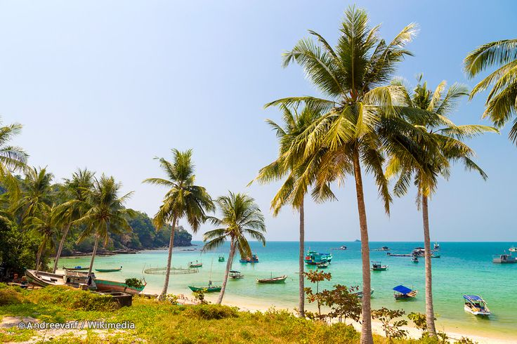 The best attractions in Phu Quoc prove that there's plenty of things to do during your tropical vacation besides relaxing on its pristine beaches. Situated 45 kilometres west of Ha Tien, Phu Quoc Island is home to unique Cao Dai and Buddhist temples, vibrant markets, traditional fishing
