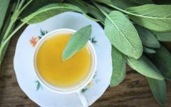 Chá de Sálvia Para Tratar Afta【Receita Completa】