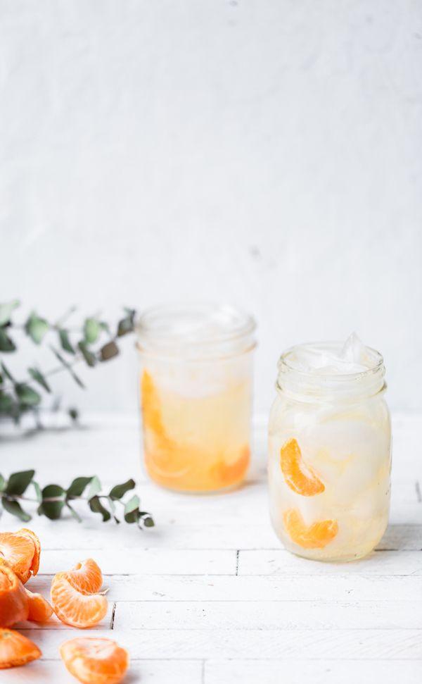 Orange + White Wine Picnic Spritzer