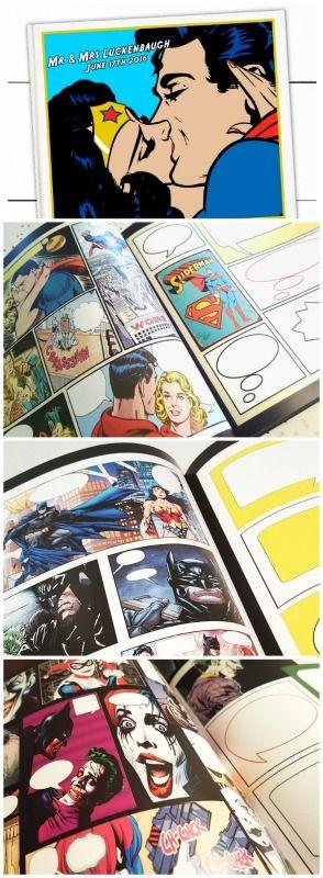 347 best superhero wedding ideas images on pinterest | marriage, Wedding invitations