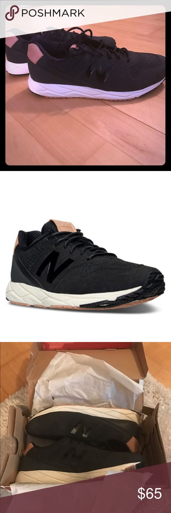 Brand New New Balance Sneakers Brand new New Balance Women's Black 96 Revlite Sneakers. Never been worn. Comes with box. New Balance Shoes Sneakers