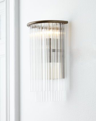 luxurious lighting. arteriors royalton sconce luxurious lighting e
