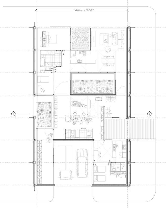 Double House #2 - Harry Wei