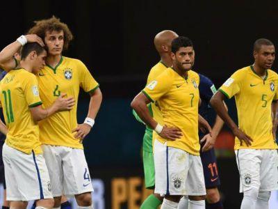 Brazil Hanya Di Tempat Ke-Empat Piala Dunia 2014