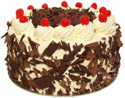 INGREDIENTES:   BASE:   Bizcochuelo común, agregando 2 cucharadas de cocoa o chocolate en polvo, 50 grms. de mantequilla, ½ taza de azúca...
