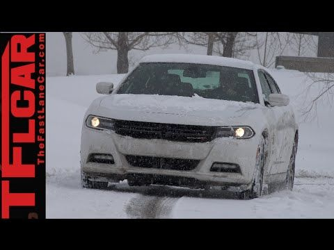 ( http://www.TFLcar.com ) 2015 Dodge Charger SXT with all-wheel-drive is a big American family sedan designed to take on the cold and ice of winter. In this ...