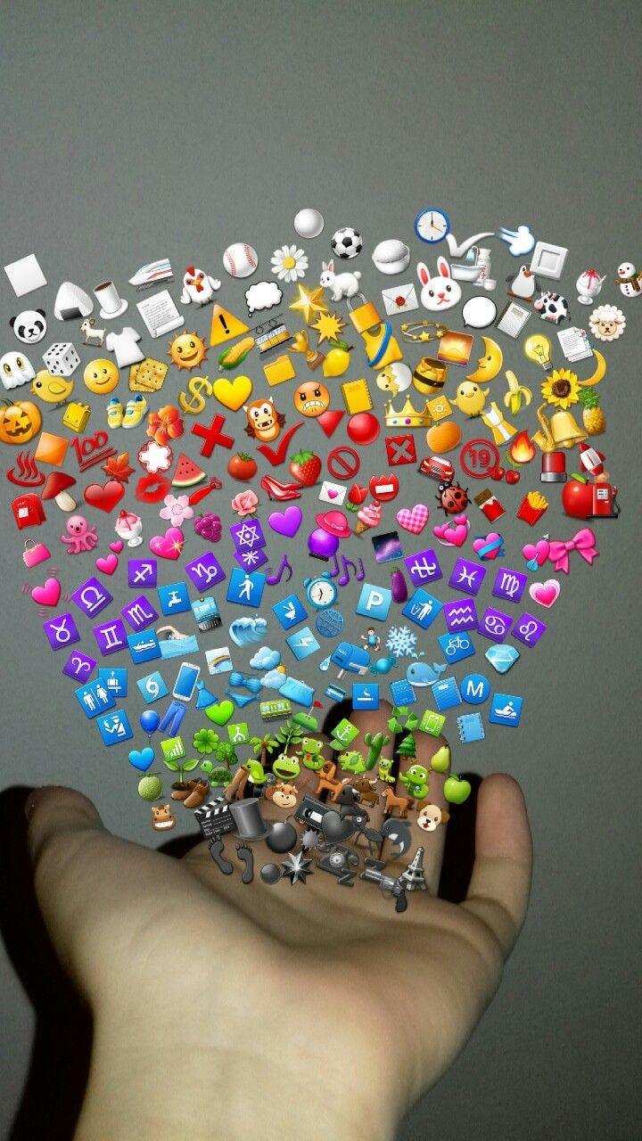 Pin by Patricie Oliveriusová on Tapety Emoji wallpaper