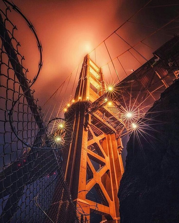 Golden Gate Bridge by Mario Maynor sanfrancisco