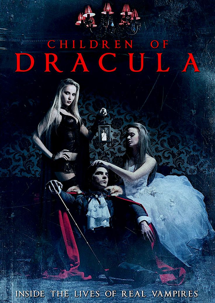CHILDREN OF DRACULA DVD (WILD EYE RELEASING)