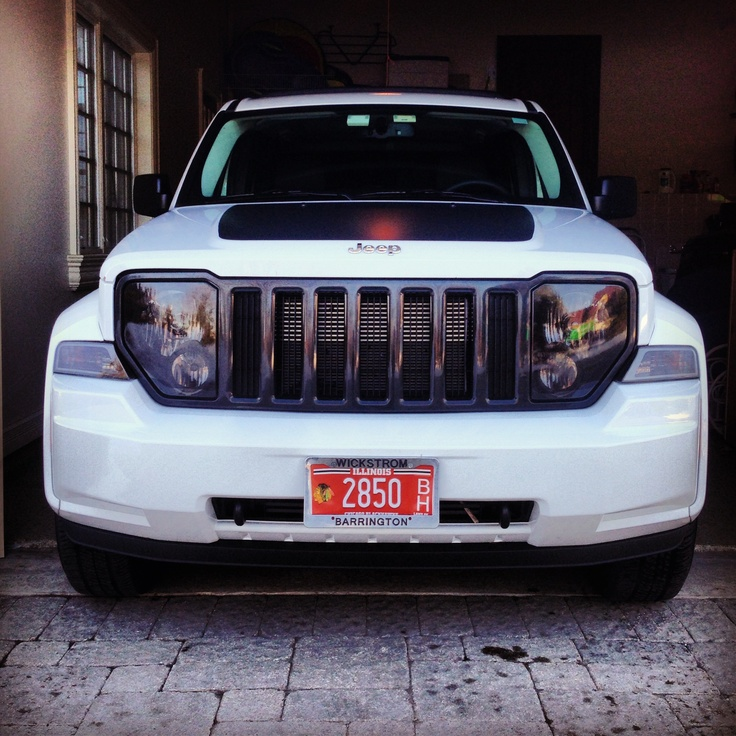 Jeep liberty arctic edition