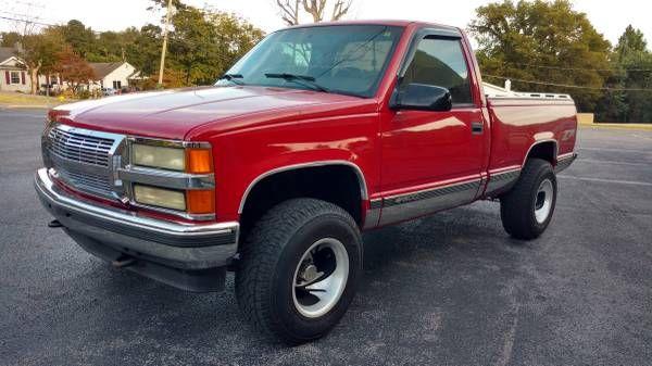 1995 Chevy Silverado Z71 (Clarksville) $4995: < image 1 of 7 > 1995 Chevy Silverado Z71 cylinders: 8 cylindersdrive: 4wdfuel: gasodometer:…