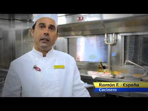 Los nuestros nos hacen diferentes... Ramón F. (España) - Cocinero