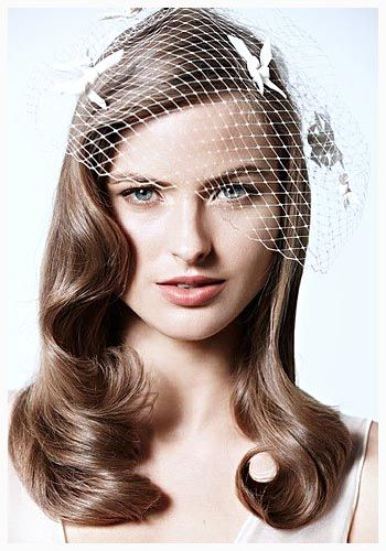 cool Get Gorgeously Appearance with Natural Hairstyles for Weddings