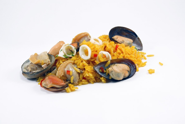 Russo Foods / Paella
