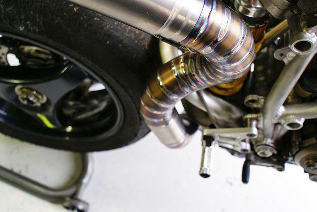 Titanium weld <3