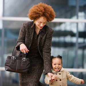 10 Ways Moms Can Balance Work and Family  It's never easy being a mom trying to juggle a full-time job with a family life. Read on for tips on how you can reach an ideal work-life balance.