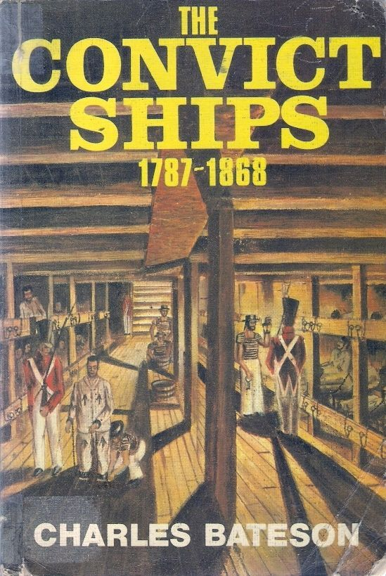 CONVICT SHIPS. Information is given about the voyages to New South Wales, Norfolk Island, Tasmania, Victoria, Queensland and Western Australia. It ranges from the life on board for both crew and convict, right through to records of deaths, numbers of convicts and the length of each voyage. This Australian edition includes the results of research into hundreds of journal of ships' surgeons in an authoritative and fascinating account of this little-known field of maritime history.