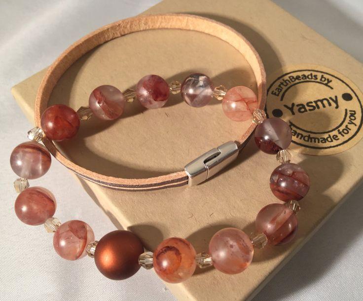 Gobi Ladies Bracelets by EarthbeadsByYasmy on Etsy