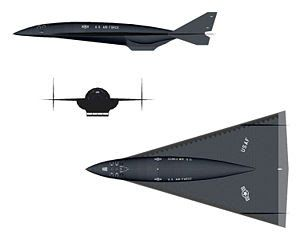 Aurora also known as SR-91 Aurora is the popular name for a hypothesized American reconnaissance air...