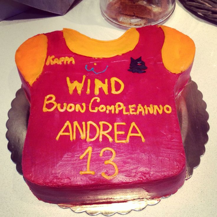 Buon compleanno ! #cake #Roma #mousse #chocolate #tshirt