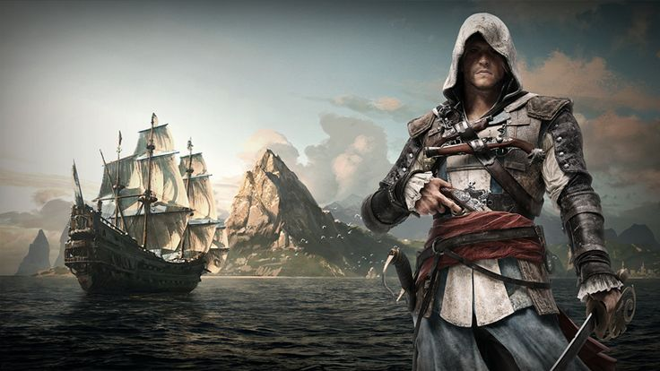 Assassin's Creed-Black Flag