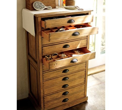 Love this Shelby Accessory Tower by Pottery Barn