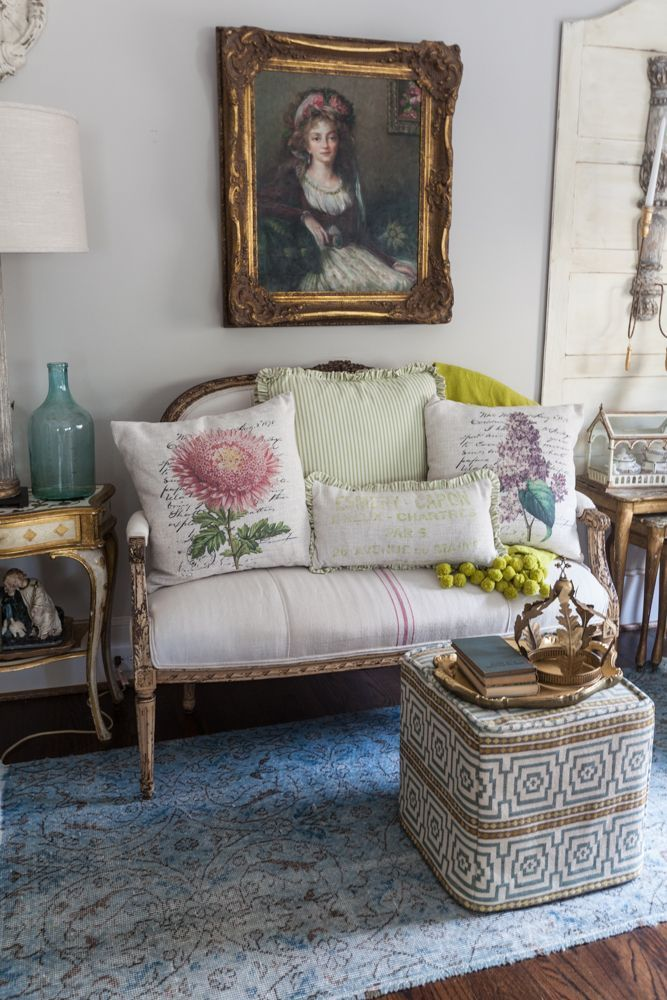 French Country Patina Details Cedar Hill Farmhouse Furniture Living Room