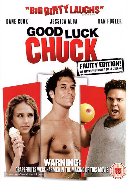 Watch Now - Good Luck Chuck [2007 DVDRIP]So as to keep the lady he had always wanted from falling for another person, Charlie Logan needs to break the condemnation that has made him fiercely prevalent with single ladies: Sleep with Charlie once, and the following man you meet will be your genuine romance. #GoodLuckChuck #Comedy #Romance #Sexy #JessicaAlba