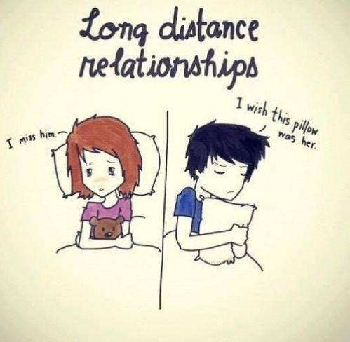 how strong is your long distance relationship quiz