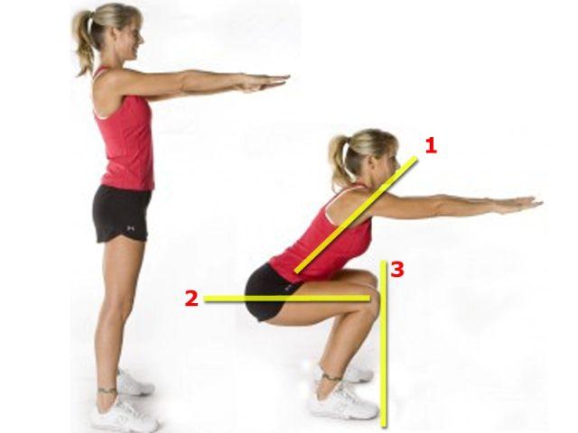Kalça ve bacaklarınızdan şikayetçi misiniz? Kalça ve bacak sıkılaştıran 4  hareket ile kısa sürede forma girin.
