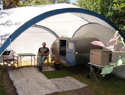Teardrop trailer? • Camping and Trailers • goldwingdocs.com