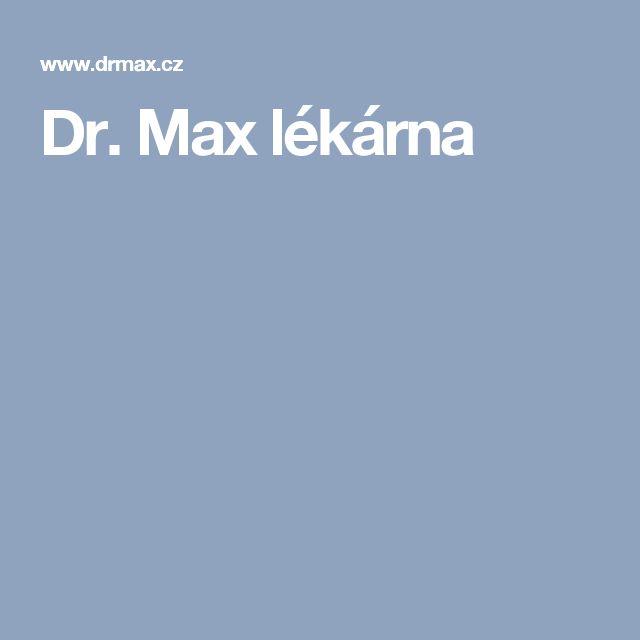 Dr. Max lékárna