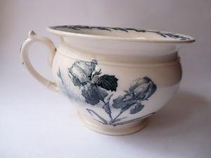Pot de chambre faïence Villeroy & Boch