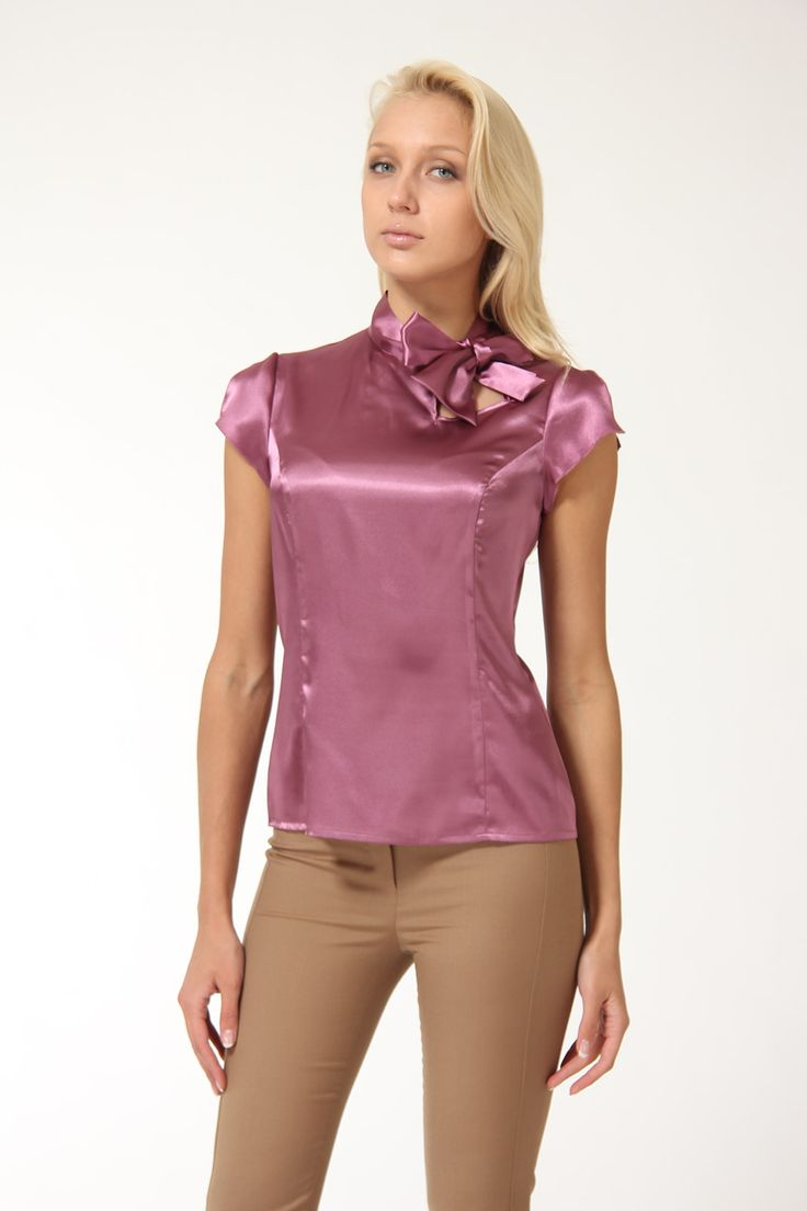Pictures Of Satin Blouses 95