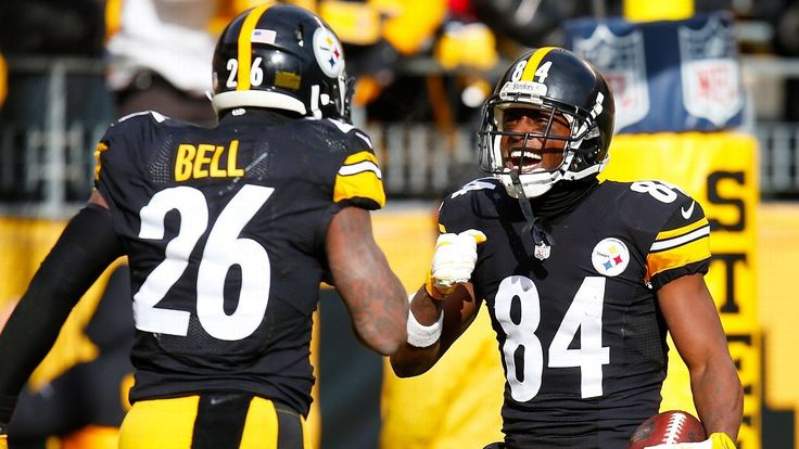 Brown says Steelers need 'special piece' Bell #FansnStars