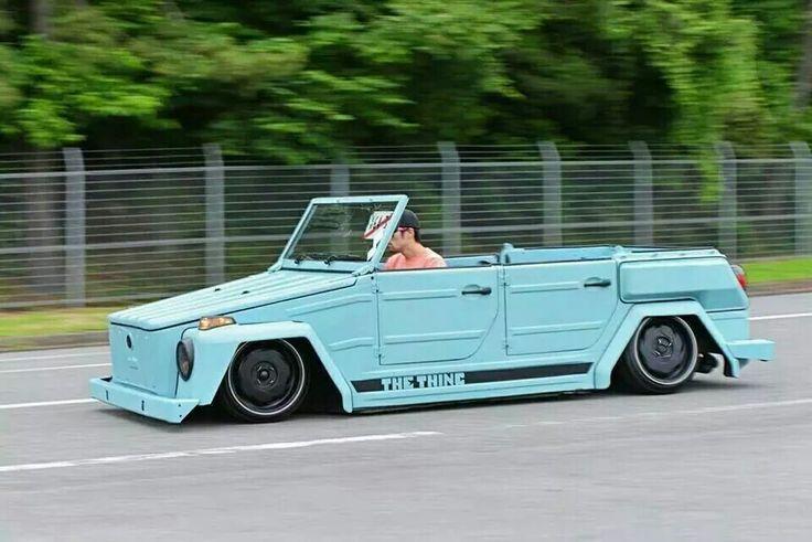 Aqua VW Thing | VW | Pinterest | Thing 1, Aqua and Slammed