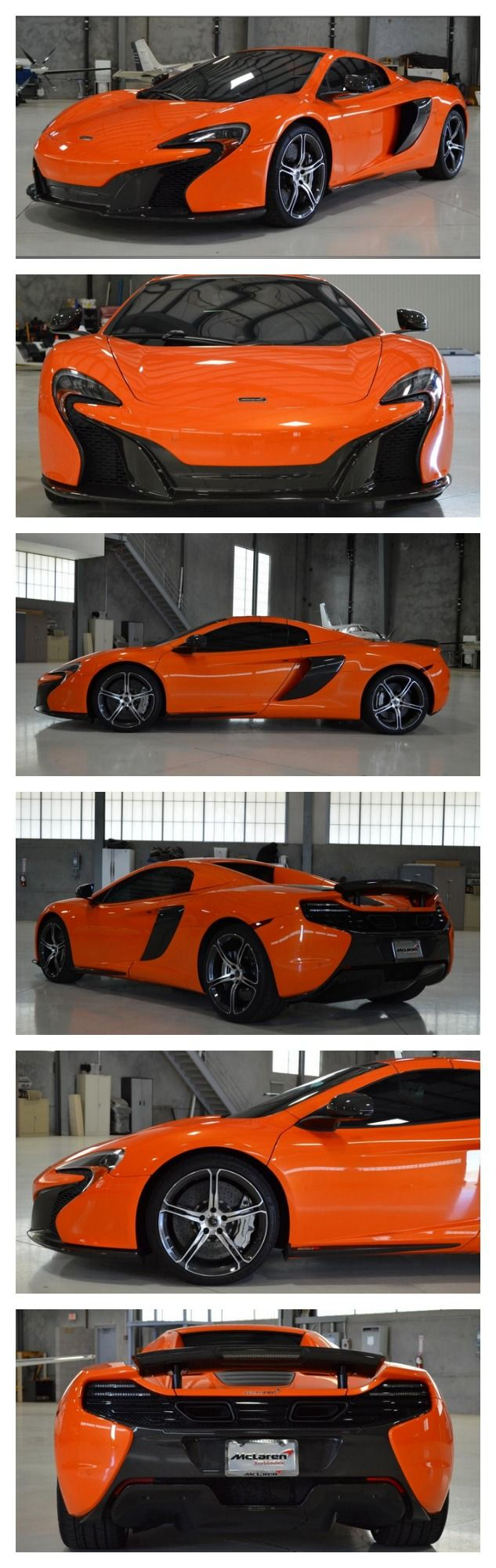 McLaren's latest offering? Check out the furiously fast McLaren 650S #Carporn